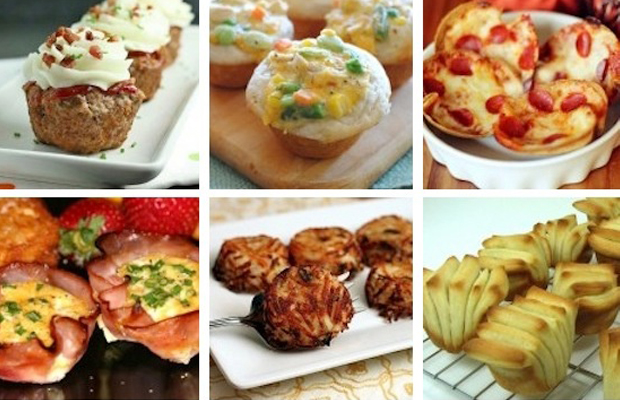24 Awesome Muffin Tin Recipes main image