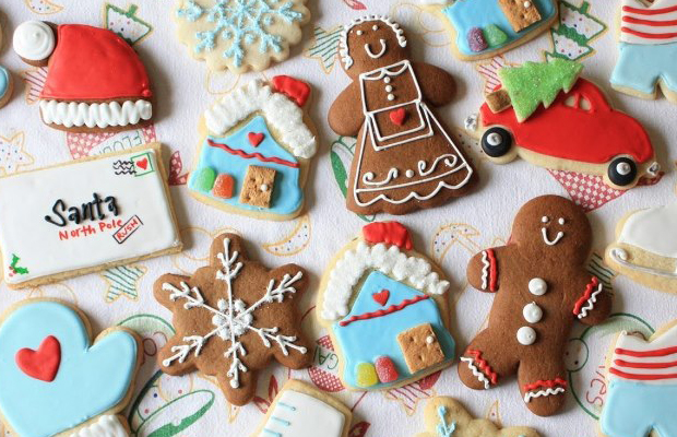 25 beautiful gingerbread creations for Christmas
