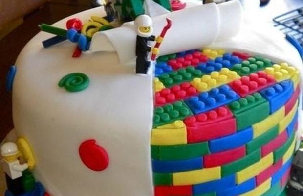 Amazing Lego cakes.h