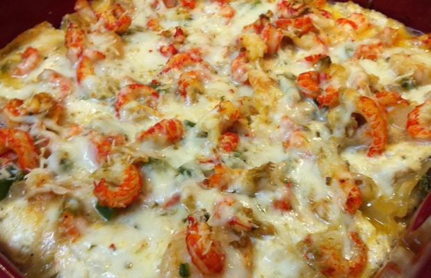 Cajun Lasagna-h