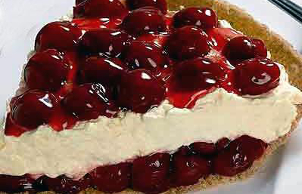 Cherry Cheese Pie-h