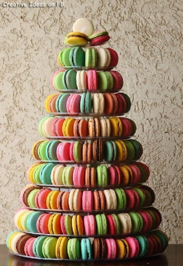 15 Christmas cr... Macarons Tumblr Wallpaper