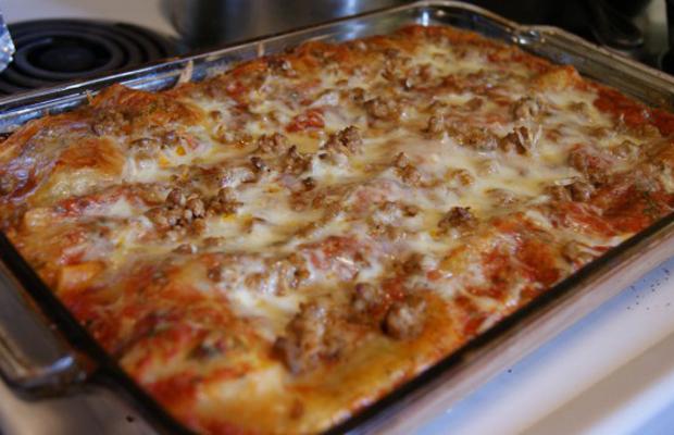 Cook Lip-Smacking Lasagna At Home