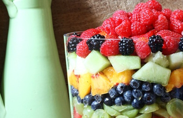 Fruit Salad {Beautiful Layered Version} main image