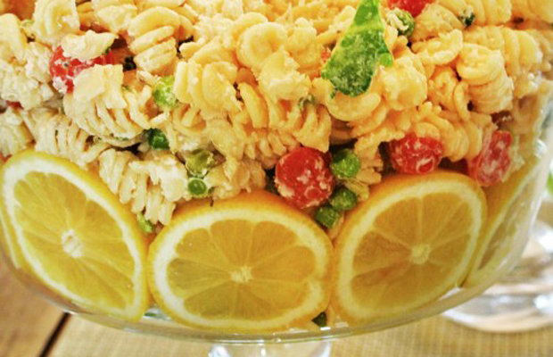 Lemon Pasta-h