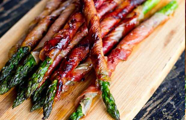 Prosciutto Wrapped Asparagus main image