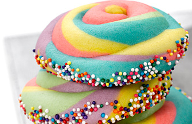 rainbow pinwheel cookies rainbow pinwheel recipe rainbow pinwheel ...