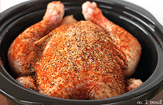 Slow Cooker Chicken-h