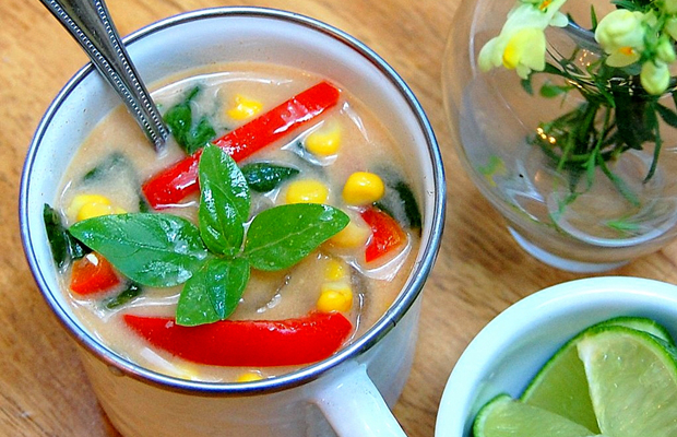 Summer Fest Thai Corn Soup-h