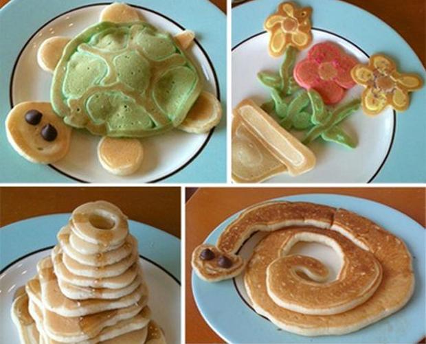 fun pancake crepes design ideas1