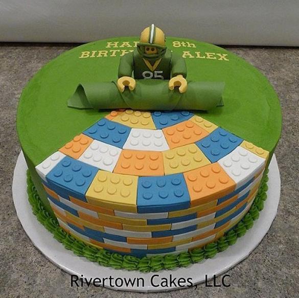 Amazing Lego cakes2