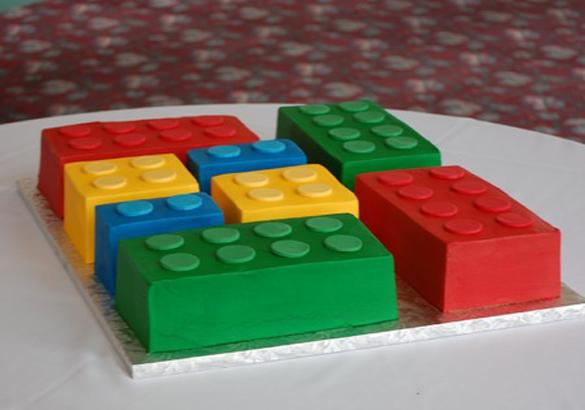 Amazing Lego cakes3