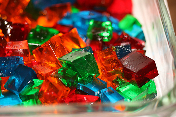 Broken Glass Jello4