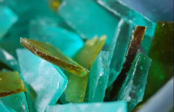 Edible Sea Glass tutorial