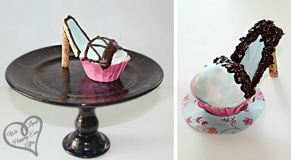 High Heel Cupcakes by We Lived Happily Ever After8