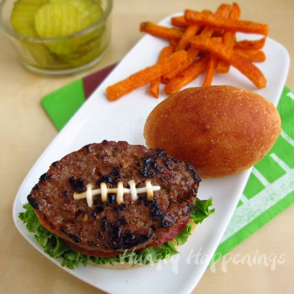 Super Bowl yummy party food - Super Bowl Party Foods
