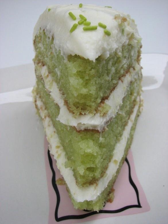 Trisha Yearwood Key Lime Cake