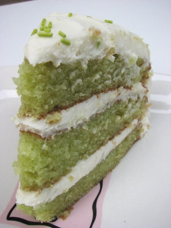 Key Lime Cake Recipe Using Lime Jello