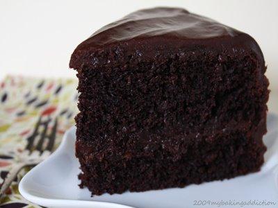 Black Magic Cake… by Jamie