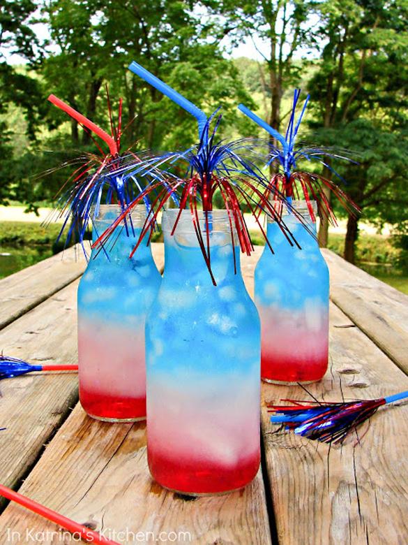 Layered Drinks recipe