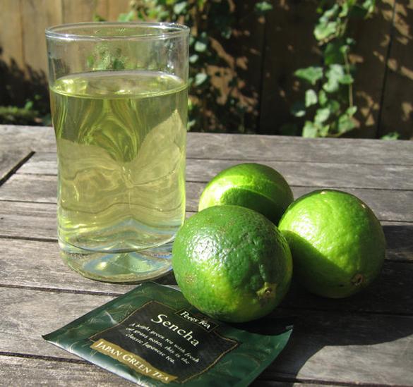 Green Tea Lime Cooler1
