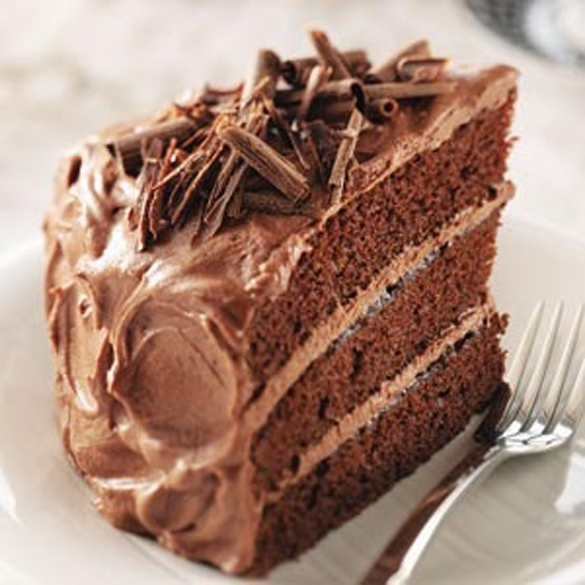 Chocolate Cake Recip