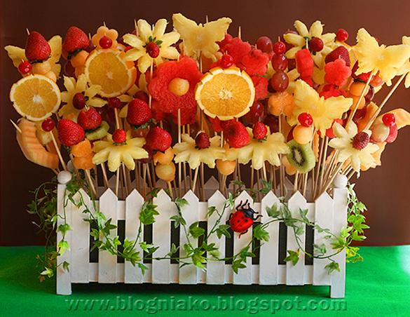recipe: fruit kabob display ideas [20]