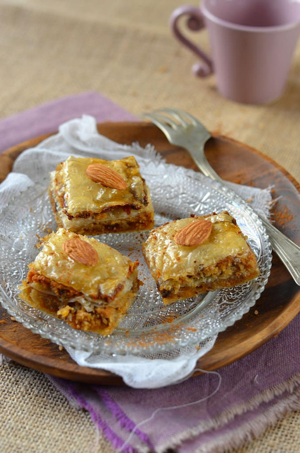 baklava baklava french toast almond baklava recipe on food52 almond ...