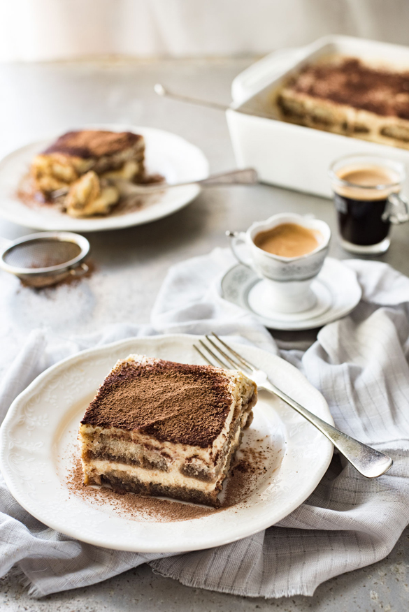 Easy Tiramisu (Chef Recipe)
