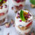 No Bake Healthy Berry Rose Trifle