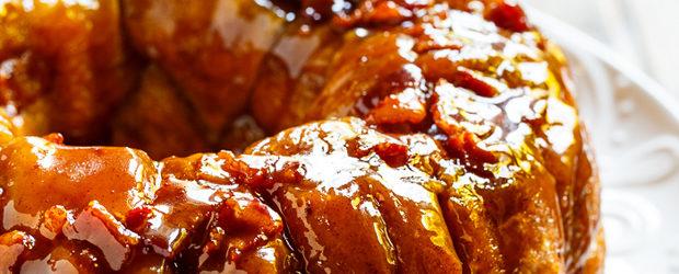 Bacon Maple Monkey Bread