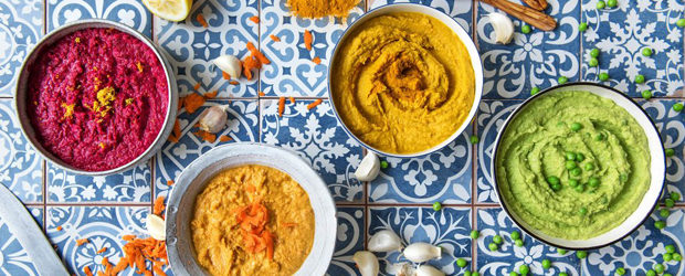 4 Hummus Recipes That'll Knock Your Socks Off
