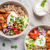 Moroccan Chicken Grain Bowl