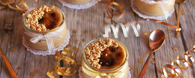 Soft Nougat Crème Brûlée