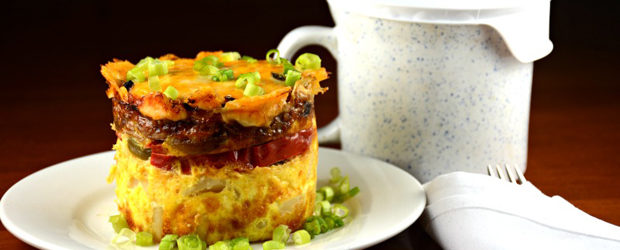 Easy Layered Breakfast Meal Mug1