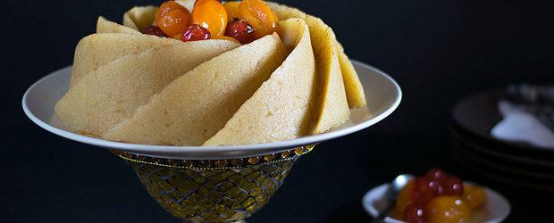 No bake oriental semolina cake (aka Halva)