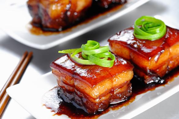 Slow Cooker Dong Po Rou - fancy-edibles.com