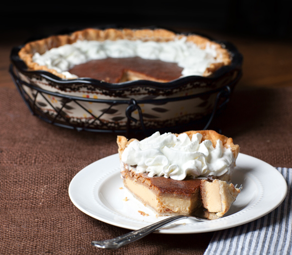 Toasted Milk Pie