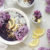Blueberry Citrus Lilac Fairy Smoothie Bowls