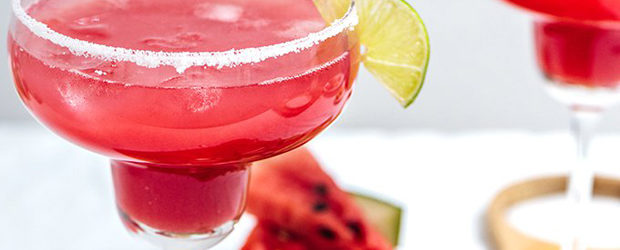 Mint Watermelon Margarita