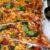 Thin Crust Spelt Flour Pizza