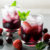 Tuscan Red Wine Spritzer with Cherries and Strawberries2