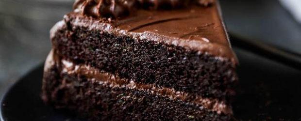 Gluten-free Chocolate Zucchini Cake3