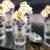 Saskatoon Berry Tiramisu Dessert Shooters