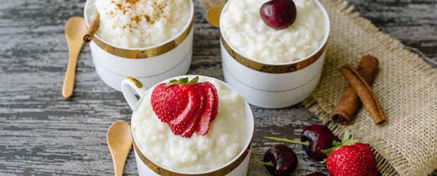 Instant Pot Rice Pudding Recipe