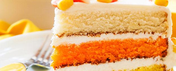 Candy Corn Cake4