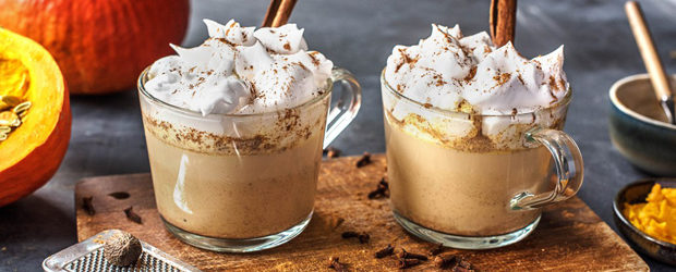 How to Make An Easy Pumpkin Spice Latte