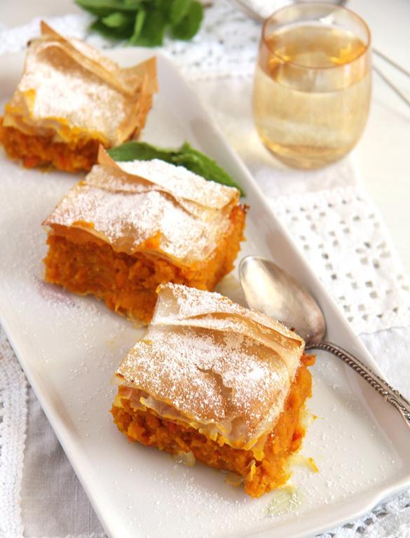 Skinny Pumpkin Cinnamon Pie