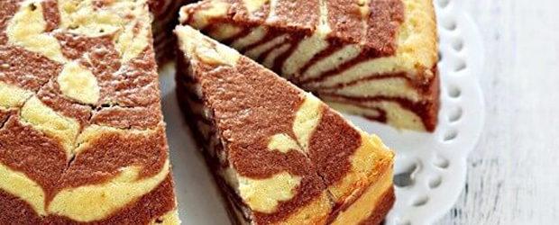 Zebra Butter Cake3