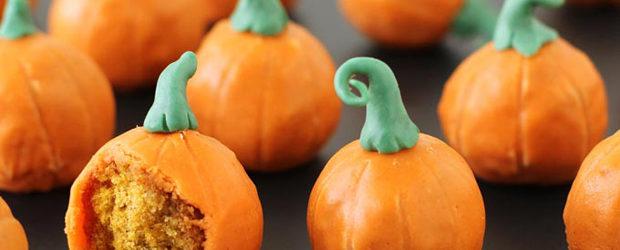 Doughnut Hole Pumpkins2